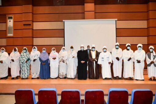 بدء الدورة التدريبية المشتركة لأئمة وواعظات السودان ومصر