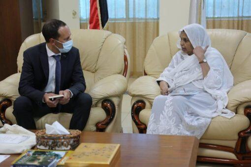 صغيرون تلتقي المدير الإقليمي للوكالة الجامعية الفرنكوفونية في الشرق الأوسط