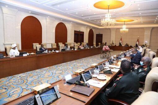 مجلس الأمن والدفاع يتناول قضايا تتعلق بالسلم والامن الدوليين