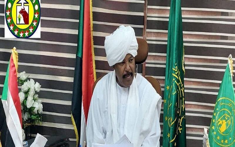 10 الف دولار لحي الوادي نيالا ممثل السودان بالكونفدرالية الأفريقية
