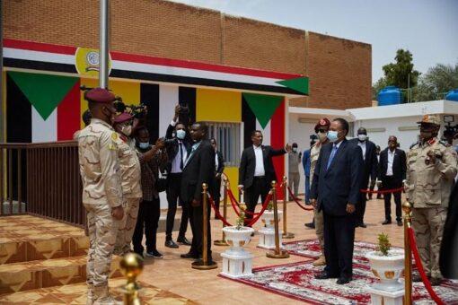 نص خطاب رئيس الوزراء لدى زيارته مقرقوات الدعم السريع