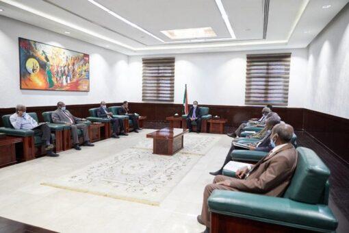 د.حمدوك يرأس اجتماع اللجنة القومية العليا لإنجاح لموسم الزراعي