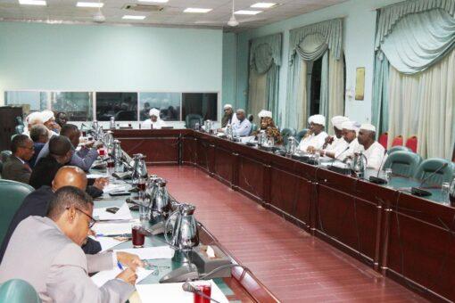 اللجنة الفنية للمبادرة الوطنية تناقش تقارير محاور الآلية