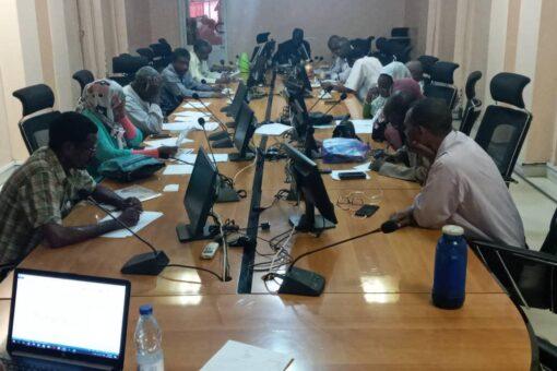 مناقشة البرنامج المصاحب لمعرض الخرطوم الدولي للكتاب