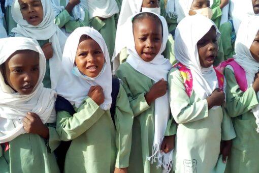طمبل يشهد انطلاقة بداية العام الدراسي 2021-2022 بمحلية ام درمان