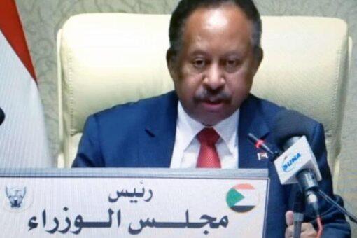 رئيس مجلس الوزراء ينعي للشعب السوداني شهداء جهاز المخابرات