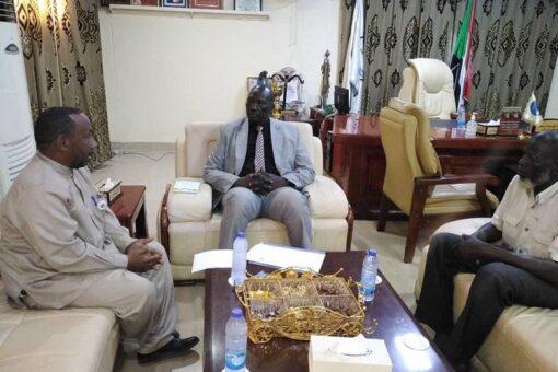 حاكم النيل الأزرق:محاولة الانقلاب الفاشلة فرصة للإلتفاف حول شعارات الثورة