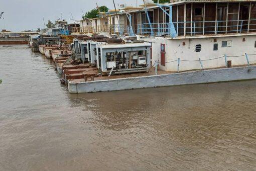 إكتمال الترتيبات لاستئناف حركة التجارة بين السودان جنوب السودان .