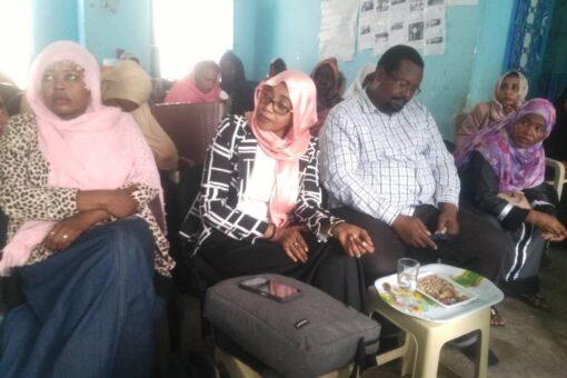 إنعقاد الجمعية العمومية لشبكة نساء إقليم النيل الأزرق