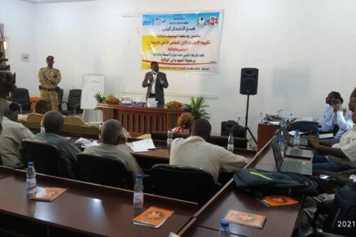 المجلس الأعلى للإصحاح البيئي يعقد إجتماعه الأول بالفاشر