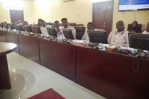 إجتماع لجنة الإطار الإقتصادي الكلي لموازنة العام 2022