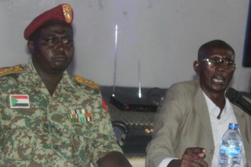 قوة من حركة جيش تحرير السودان تنضم للجنرال خميس ابكر