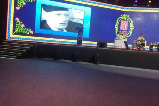 عبد العزيز العروي الشخصية الإعتبارية في ملتقى الشارقة الدولي للراوي