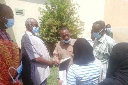 جهود لترقية وتطوير الخدمات الطبية والمؤسسات العلاجية بمحلية مروي