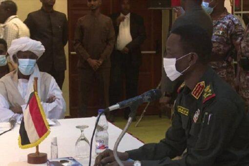 اتفاق الحكومة و نظارات البجا بمرور صادر بترول دولة الجنوب