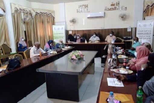 البنك الدولي يتبني مشروع السودان للتصدي لجائحة كورونا بالجزيرة