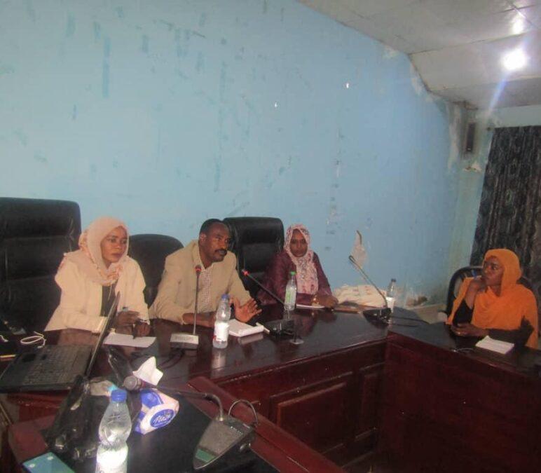 مدير عام صحة سنار يدعو لتطوير وتجويد الخدمة الصحية