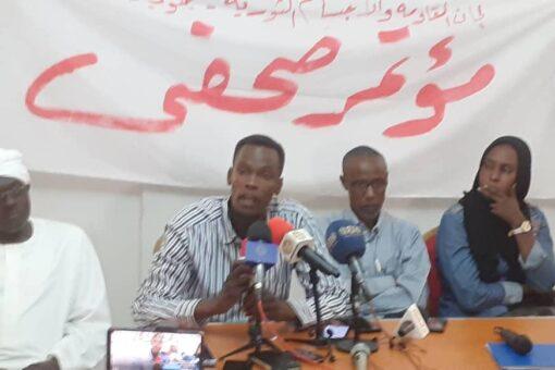الأجسام الثورية بجنوب دارفور تعلن التصعيد لحماية الإنتقال المدني