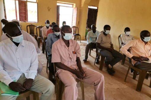 ورشة تدريبية للمعاونين البيطريين بشمال دارفور