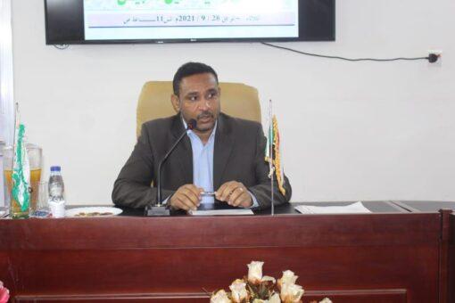 مجلس وزراء النيل الابيض يناقش مشروع تعديل موازنة العام 2021