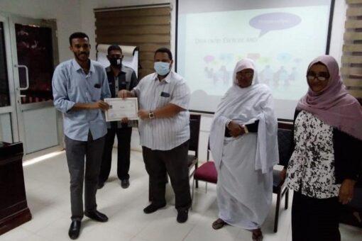 مدير عام الصحة بالجزيرة يدشن مبادرة طب الأسرة
