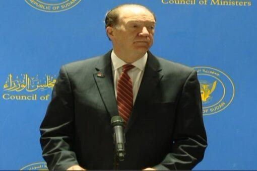 رئيس البنك الدولي يلقي خطابه السنوي من الخرطوم