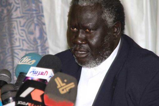 مالك عقار:تشرفت اليوم بتدشين بداية الترتيبات الأمنية لجيش تحرير السودان