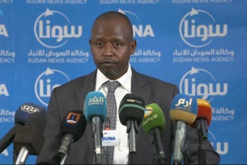 الهادي يؤكدحرصه التام بالعمل مع الشركاءللوصول باتفاق سلام جوبا لغاياته