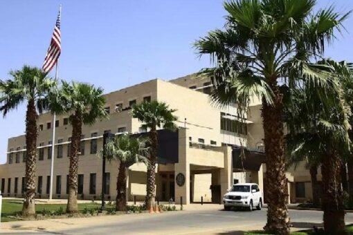 السفارة الامريكية تعلن دعمها لمواكب 21 أكتوبر