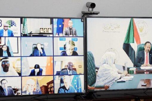د.حمدوك وغوتيرش يُخاطبان الاجتماع الدولي لدعم الانتقال المدني بالبلاد
