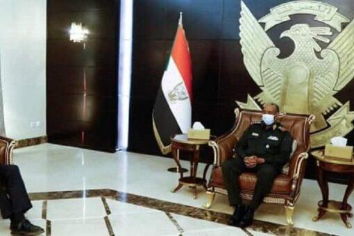 رئيس مجلس السيادة الانتقالي يشيد بدعم البنك الدولي للسودان