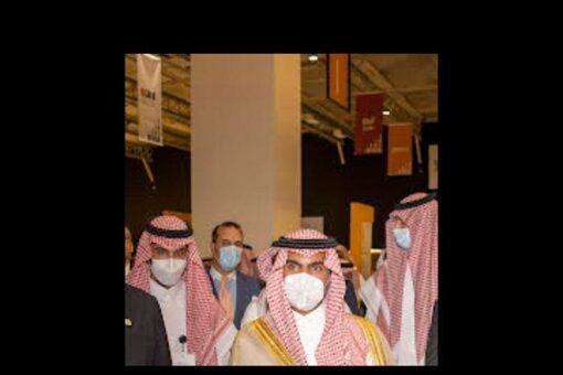 بدء معرض الرياض الدولي للكتاب برعاية خادم الحرمين الشريفين