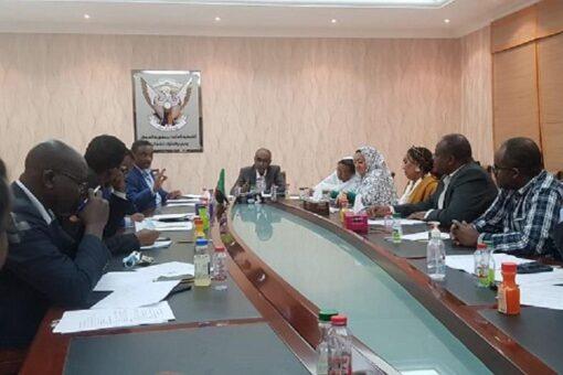 رشيد سعيد: اكسبو يعكس صورة السودان الإيجابية في الإعلام الدولي