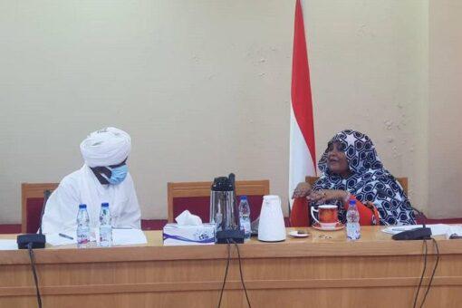 وزيرة الخارجية تتراس ورشة لتطوير الاداء المؤسسي للوزارة