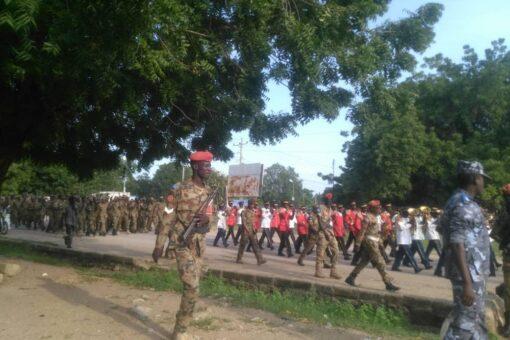 إنطلاق إحتفالات النيل الأزرق بذكرى توقيع إتفاقية السلام