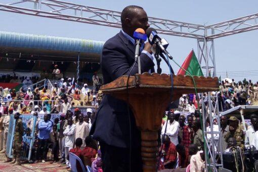 اللجنة العليا لاحتفالات النيل الأزرق بسلام جوبا: حقوق الشهداء محفوظة