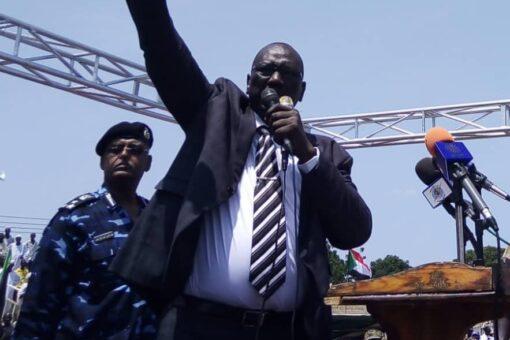 العمدة:إنزال سلام جوبا علي ارض الواقع من أولويات حكومة الولاية