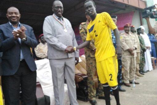 حاكم النيل يشرف الاحتفال بالذكرى الأولى لتوقيع اتفاقية سلام جوبا