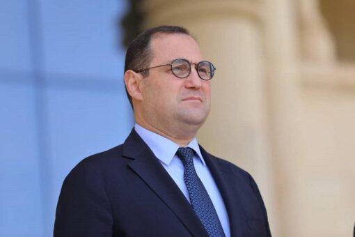 رئيس مجلس السيادة يتسلم أوراق اعتماد سفير جورجيا بالخرطوم