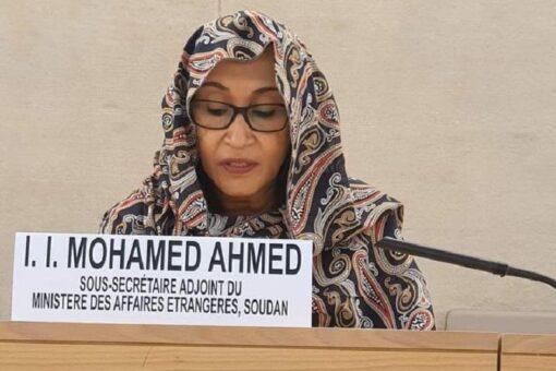 وكيل الخارجيةتستعرض بجنيف جهود الحكومة في تعزيز اوضاع حقوق الانسان