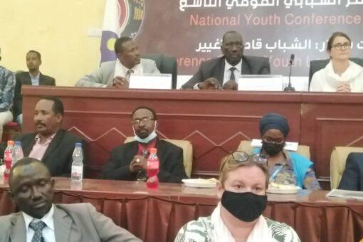 حاكم النيل الأزرق يؤكد دعم حكومته لقضايا الشباب