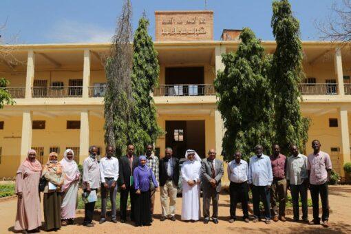 الملحق الثقافي السعودي يشيد بالمستوى الرفيع لجامعة السودان