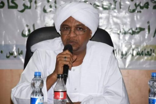 والي شمال دارفور يثمن دعم ديوان الزكاة للمعاشيين