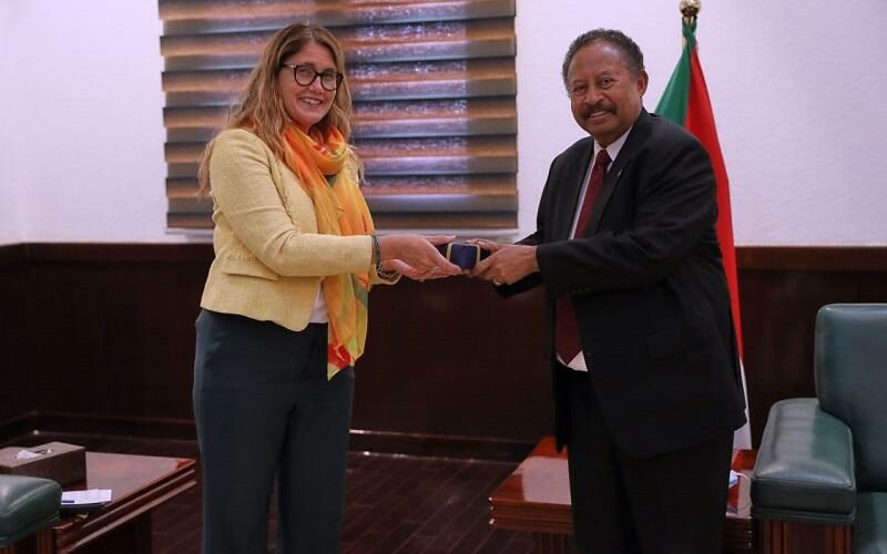 السويد تؤكد دعمها لتطلعات الشعب السوداني وحكومته الانتقالية