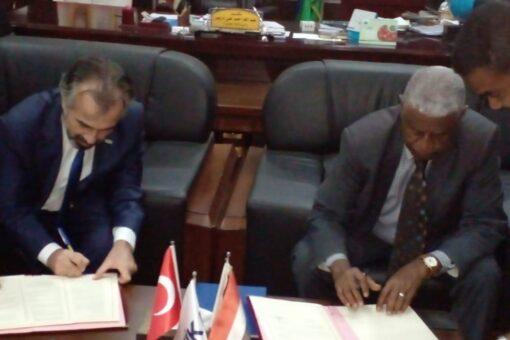 السودان وتركيا يوقعان على بروتوكول لانتاج النطف والتلقيح