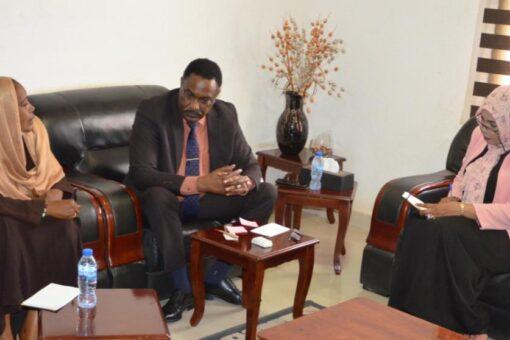 المغتربون ومجلس السكان يبحثان أسس الشراكة لخدمة السودانيين بالخارج