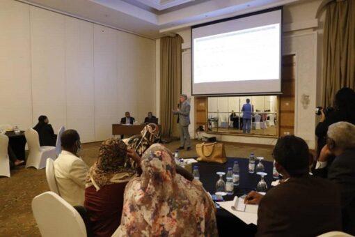 ورشة حول استراتيجية التمويل الأصغر للأعوام 2021-2025