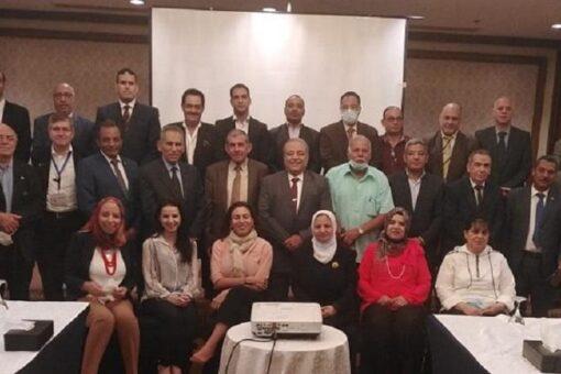 حلقةنقاشية حول تعزيز مرونة استدامة القطاع الزراعي في الوطن العربي