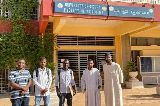 انطلاق كورس الإقامة الريفية لطلاب الدفعة (٣٨) بطب الجزيرة