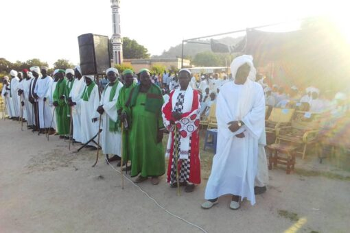 الاحتفال بالمولد النبوي الشريف بمحلية رشاد